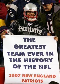 Saying it like it is... #Patriots
