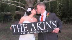 Akin Wedding Wrap Up Video by Message in a Bottle Production. Heather & Spencer became husband and wife on 9-8-12. This couple celebrated their amazing love with the support of family and friends. We loved spending the day with these two special people! www.messageinabottleproductions.com