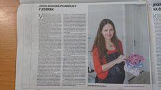 článek o podnikání Ilony Bittnerové v Hospodářských novinách / červen 2019 Cover, Books, Libros, Book, Book Illustrations, Libri