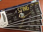 #Ticket  BIGLIETTI STING PLATEA NUMERATA SUMMER ARENA ASSAGO 29/07/16 Sold out #italia