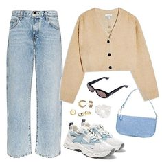 Trend Fashion, Teen Fashion Outfits, Retro Outfits, Cute Casual Outfits, Outfits For Teens, Look Fashion, Stylish Outfits, Korean Fashion, Fall Outfits