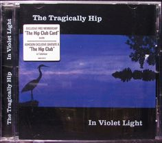 Northern Volume - The Tragically Hip - In Violet Light (Audio CD), $8.95 (https://www.northernvolume.com/the-tragically-hip-in-violet-light-audio-cd/)