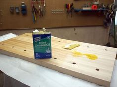 Picture of Seal Work Surface