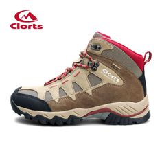 c82365e80c38 48.44  Know more - Professional Clorts Mountain Boots Men Waterproof  Climbing Shoes Genuine Leather Hiking