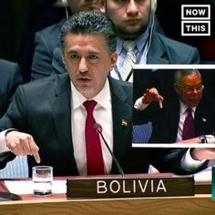 This UN ambassador didnt pull any punches about the U.S. and ISISThis UN ambassador blasted the U.S #news #alternativenews