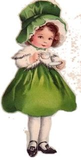 Image detail for -St_+Patrick's+Day+vintage+postcard. Saint Patricks Day Art, St Patricks Day Cards, Vintage Greeting Cards, Vintage Postcards, Vintage Images, St Patrick's Day, Decoupage, Erin Go Bragh, Irish Girls