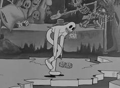 Snow-White a Max Fleischer cartoon short subject directed by Dave Fleischer Cartoon Icons, Cartoon Styles, Cartoon Art, 1930s Cartoons, Black And White Cartoon, Images Gif, Cartoon Profile Pictures, Old Disney, Vintage Cartoon