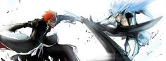 Facebook Timeline Cover Anime - Ichigo Fighting