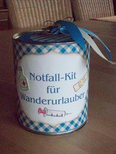 HandWerk aus Papier: Das Wandern ist des Müller's Lust.....