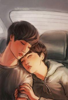 Hence sleeping with love