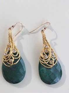 ALEXIS BITTAR EARRINGS @Michelle Flynn Coleman-HERS