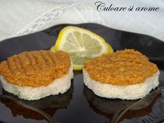 Pasta de peste Sushi, Cheesecake, Muffin, Food And Drink, Cooking, Breakfast, Google Share, Desserts, Canning