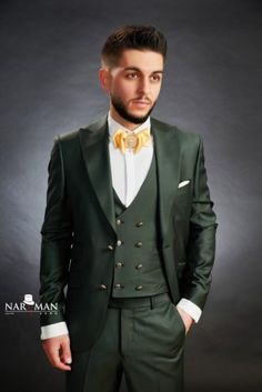 Bride Groom, Suit Jacket, Costumes, Suits, Casual, Smoking, Jackets, Collection, Fashion