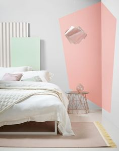 Colour blocking isn't just a fashion trend! From contrasting colour schemes to geometric panels, we've rounded up five standout spaces that will inspire you to update your home with colour...