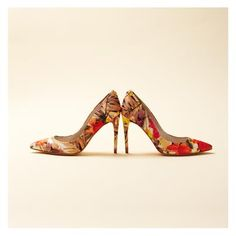 Shoe of the Day: Ivanka Trump http://www.thebay.com/eng/shoes-pumps-thebay