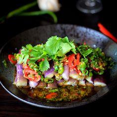 Chinese eggplant salad recipe-4