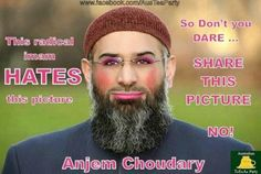 USA Today Runs Piece From Radical Islamist/Goat Lover Anjem Choudary: People Know Consequences Of Insulting Muhammad