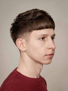 nice 25 Short Hairstyles for men with Cowlicks