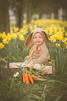 Items similar to Betsy Bonnet, newborn size brown/yellow, photo prop, uk seller on Etsy Easter Pictures, Baby Pictures, Photoshop Actions For Photographers, Photographing Kids, Photo Props, Photoshoot, Traci Lynn, Easter Baby, Babies Photography