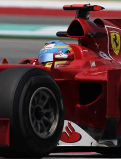 Fernando Alonso; FP1 - 2012 Malaysian GP