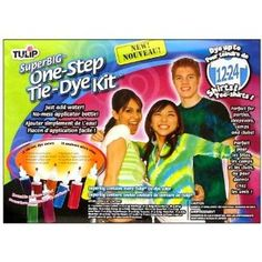 Tulip Super Big One-Step Tie-Dye Kit