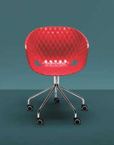 Metalmobil Polypropylene armchairs: Uni-Ka collection