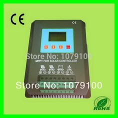 224.50$  Buy here - http://alithw.worldwells.pw/go.php?t=1798834494 - High Quality LCD Display 24V mppt solar charge controller 30a 224.50$