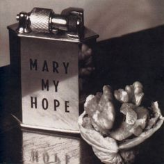 Mary My Hope - Museum (album cover art) 1989