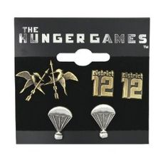Hunger Games jewelry!