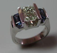 John Atencio Ring Settings | Diamond Yogo and John Attencio Ring