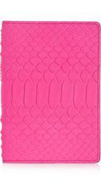 Emilio PucciPython passport cover - Travelling in style xxxxxxxxx