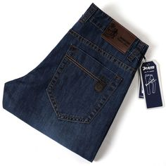 2016 summer brand jeans style men jeans loose pants male fashion robins jeans for true men