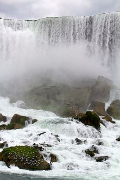 Niagara Falls - another view.