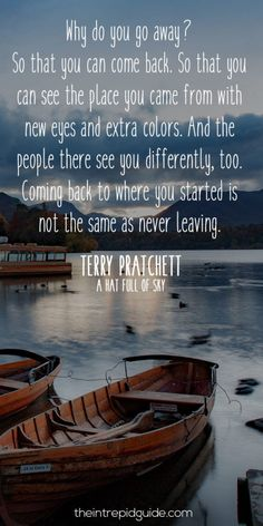 123 Inspirational Travel Quotes: The Ultimate List - Sprüche - . - 123 Inspirational Travel Quotes: The Ultimate List – Sprüche – # - Traveling Alone Quotes, Travel Alone, Adventure Quotes, Adventure Travel, Adventure Awaits, Quotes Funny Sarcastic, Voyager Seul, Wanderlust Quotes, Best Travel Quotes