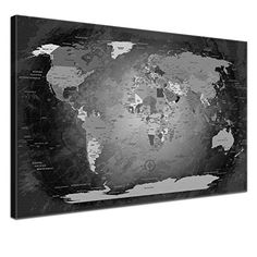 Colourful world map pinboard in a white frame available at iposters colourful world map pinboard in a white frame available at iposters cork map pin boards pinterest cork map gumiabroncs Image collections