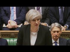 British Prime Minister Theresa May won backing for her policy programme with a slender parliamentary majority on Thursday in the first test of her authority after an election setback and growing pressure on her Brexit and austerity agenda.May cut. Theresa May, Westminster, Workers Rights, Uk Politics, U Turn, British Prime Ministers, House Of Commons, Business News, In This Moment