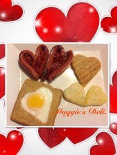 Desayuno Romance
