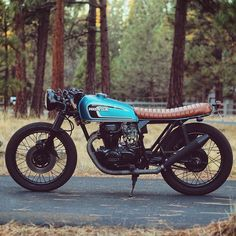 Honda CB 360 by westbound.co