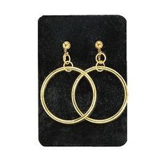 Clip on Hoop Costume Earrings - Fun with Pirate, Gypsy and Belly Dancer Costumes by Franco American Novelty Company, http://www.amazon.com/dp/B000PEJPQQ/ref=cm_sw_r_pi_dp_nrJ-pb11ETRYT