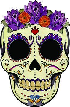 Frida Sugar Skull By Thaneeya McArdle From Thaneeyas Day Of The