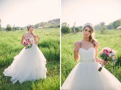 Soft and Romantic Pink Styled Bridal Editorial - The Paper Elephant