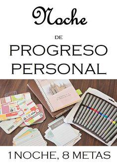Ideas SUD | NOCHE DE PROGRESO PERSONAL