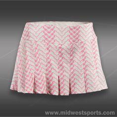 Eleven Women's Tennis skirt Eleven Flutter Skirt EWC117-PG Midwest T