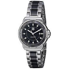 cdaabc1d2741 Tag Heuer Women s WAH1312.BA0867 Formula One Diamond Two-Tone Stainless  Steel Watch