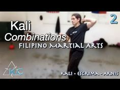 Basic KALI ESKRIMA Solo Drills that will make you AWESOME! - YouTube