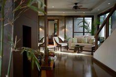 Filipino architect,Bobby Mañosa Condo Interior, Home Interior Design, Interior Architecture, Tropical Architecture, Modern Filipino Interior, Asian Interior, Loft Beds For Small Rooms, Filipino House, Filipino Architecture