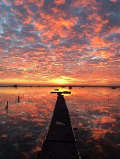 """Sunset Jan """"017"""