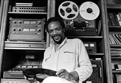 """Quincy Jones. One of my favorite producers. His 1979-1982 (the end of the Vintage Hi-Fi era) run of albums was incredible. MJ's """"Off The Wall,"""" Benson's """"Give Me The Night,"""" his own """"The Dude,"""" and lifetime achievement with MJ's """"Thriller."""""""