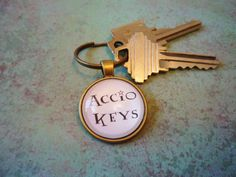 Harry Potter  Accio  Key Change  Magic Spell  by BlueNebulaWorks