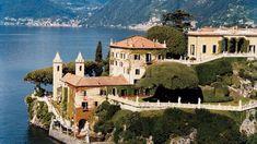 Photos: Photos: Lake Como's Villas, Interiors, and Glamorous Denizens   Vanity Fair Taylor Kinney, George Clooney, Alyson Hannigan, Matthew Mcconaughey, Local Hero, Unique Hotels, Lake Como, Positano, Luxury Life